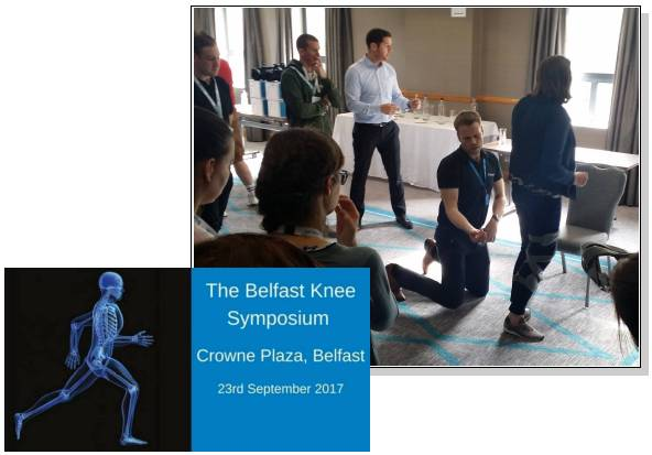The Knee Symposium Belfast 2017